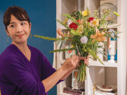 TAIPEI Spring 2019 Vol.15--Throwing Away the Floral Design Rulebook: An Interview with Florist Takako Mine