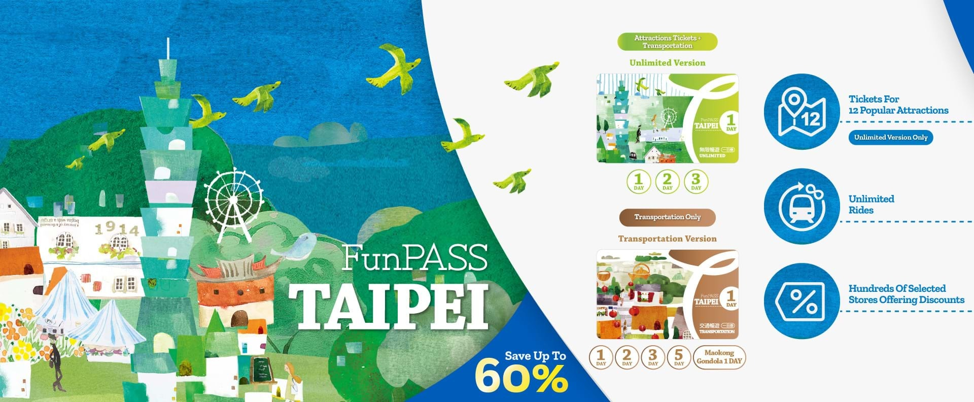 Taipei Fun Pass