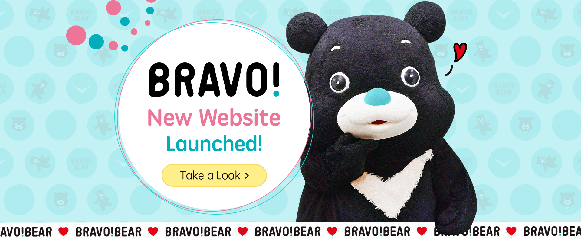 BRAVO New Website Launched
