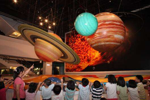 Taiwan Science Education Center, Astronomical Museum