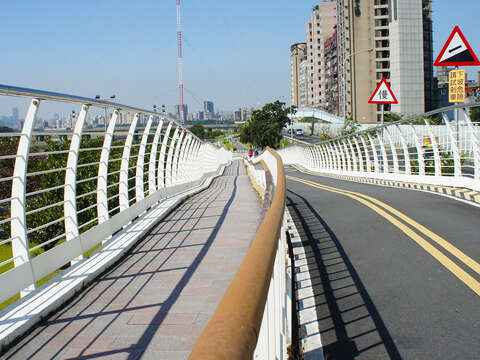 Xindian River and Tamsui River Bikeway