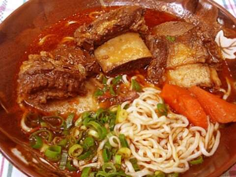 Lao Don Beef Noodles