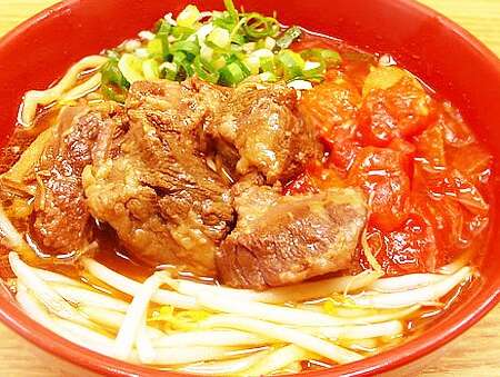 Nio Yeh (Beef Boss) Tomato Beef Noodles_1