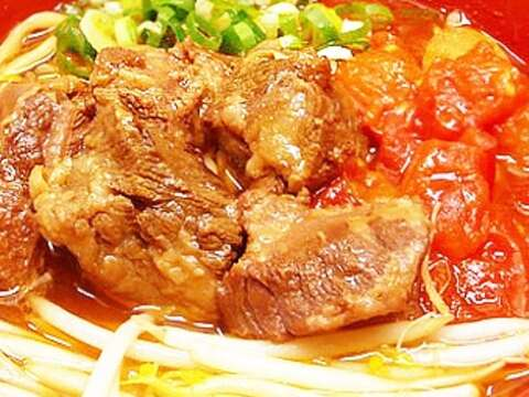 Nio Yeh (Beef Boss) Tomato Beef Noodles